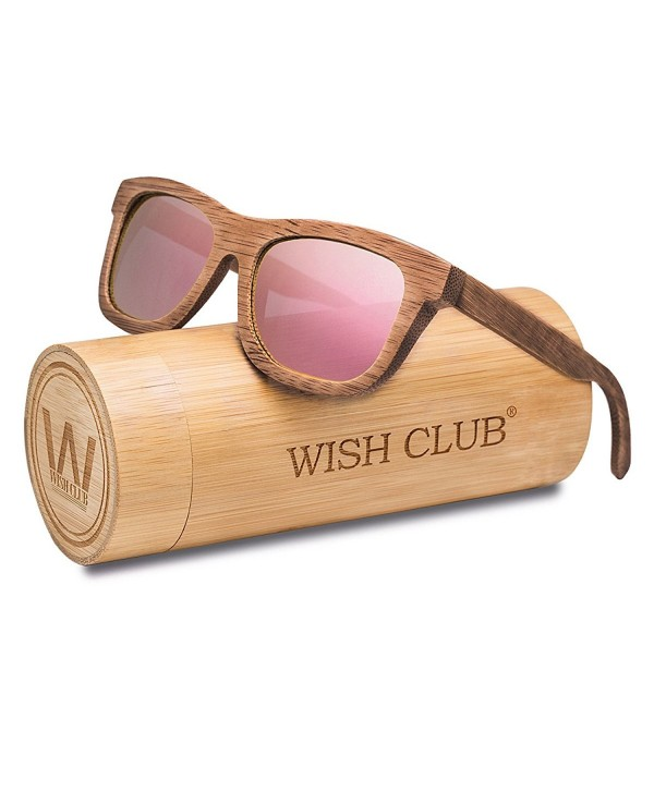 WISH CLUB Lightweight Sunglasses Polarized