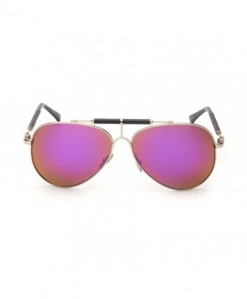 GAMT Vintage Mirrored Aviator Sunglasses