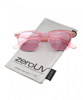 zeroUV Classic Translucent Rimmed Sunglasses