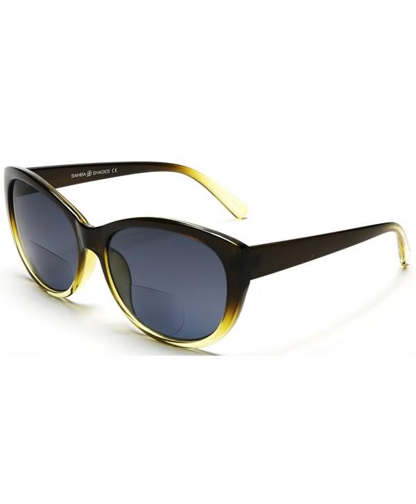 Bi Focal Sun Readers Fashion Wayfarer Sunglasses