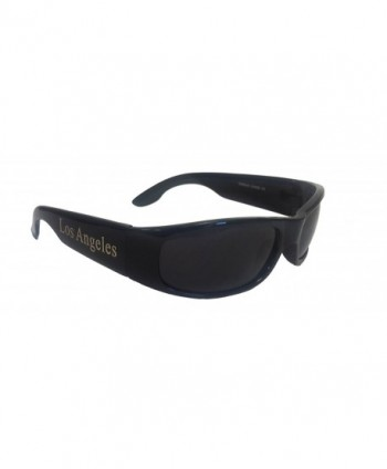 Elegant Black Sunglasses Angeles Written