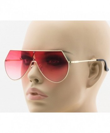 69f3aa89478 Available. Oversize Aviator Mirrored Rimless Sunglasses  Rimless sunglasses  ...