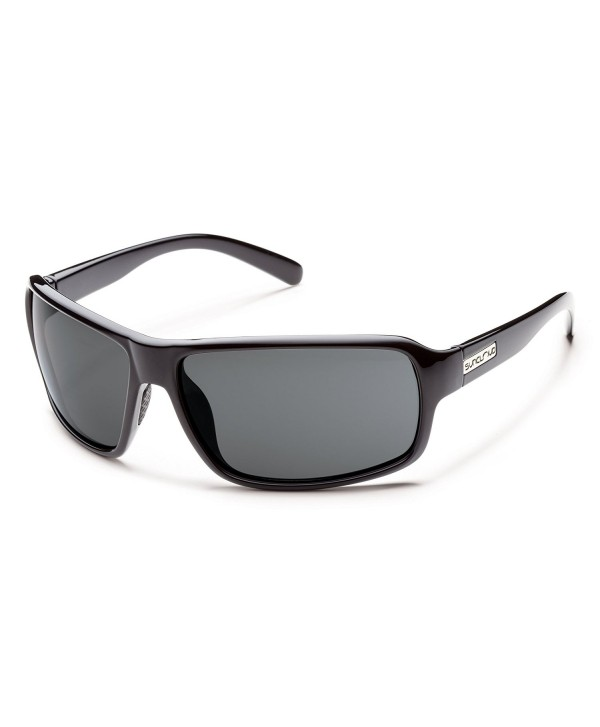 Suncloud Tailgate Polarized Sunglasses Black