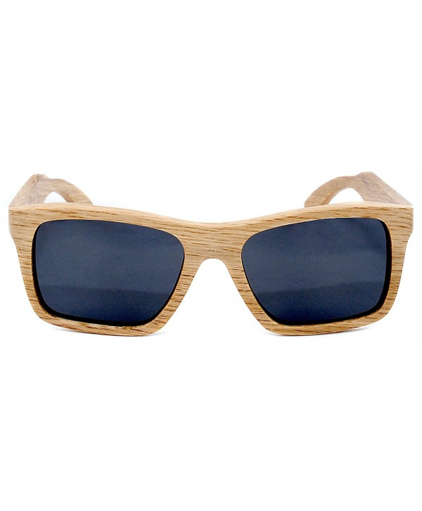 799563f0f2be Wood Sunglasses Cloudbreak Polarized Square Duwood Frame Wooden ...