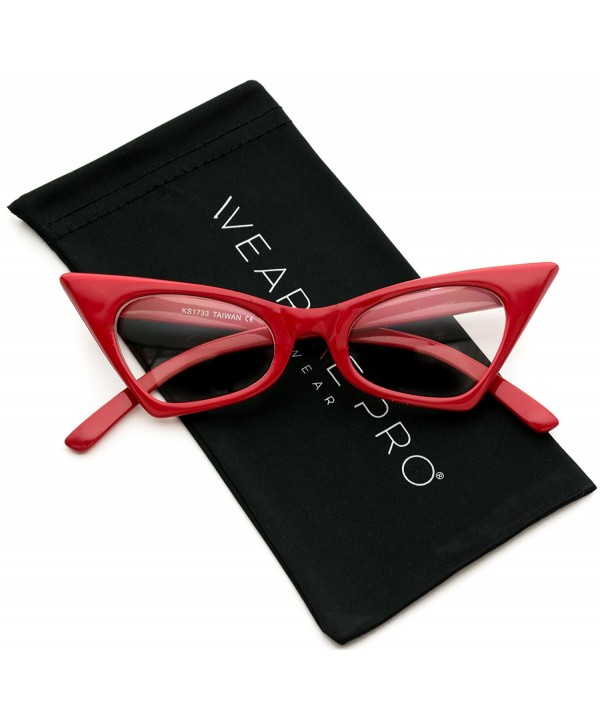 42cd76daab5 WearMe Pro Super Pointed Glasses. . WearMe Pro Super Pointed Glasses. cateye  sunglasses. Women s Sunglasses