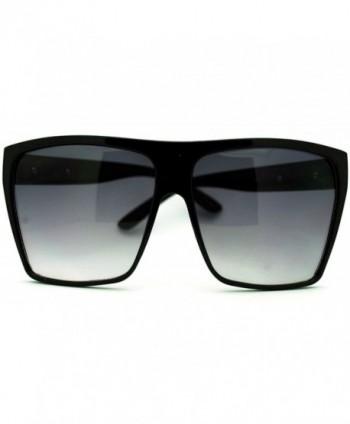 fa77aaacc2 Available. Oversized Fashion Square Sunglasses Black Gold  Square sunglasses  ...