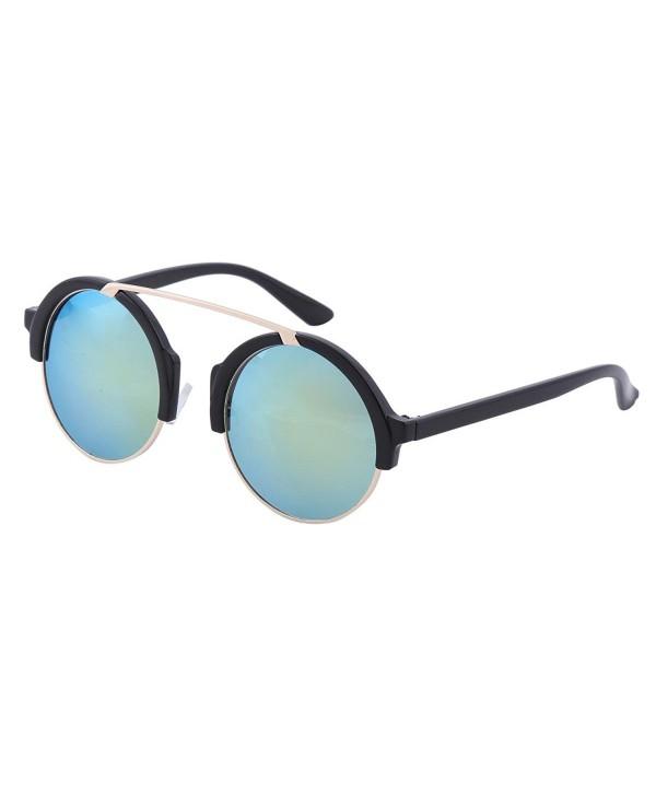 Damara Modern Wayfarer Sunglasses Muticolor