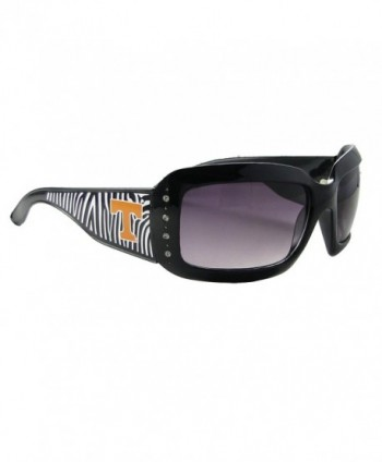 Tennessee Volunteers Black Crystals Sunglasses