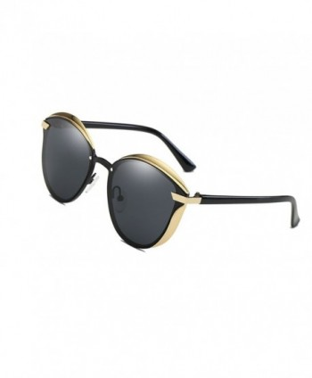 Sunglasses Polarized Fashion Mirrored Protection