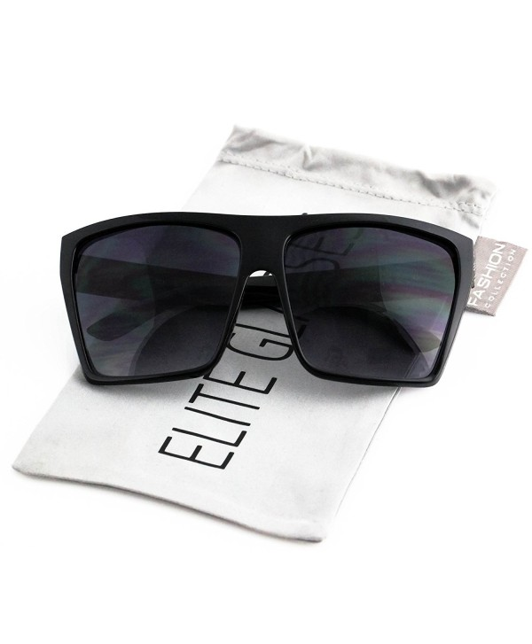 Elite Oversized Aviator Vintage Sunglasses