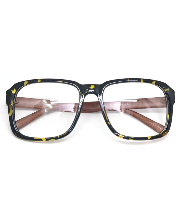 Inspired Glasses Classic Vintage LEOPARD