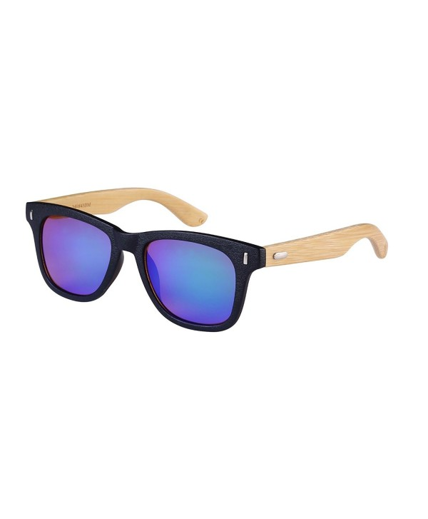 Edge I Wear Mirrored Sunglasses 540845BM REV 1
