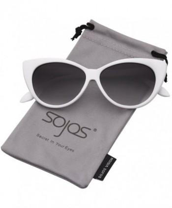 Vintage Sunglasses Plastic Mirrored Gradient