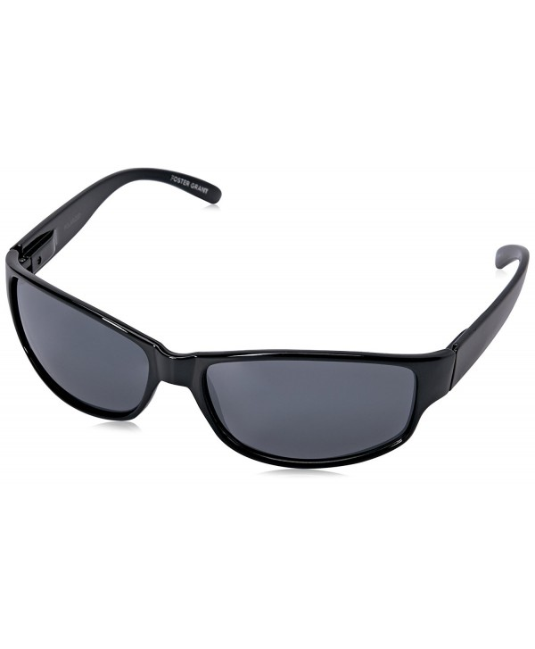 Foster Grant Polarized Rectangular Sunglasses