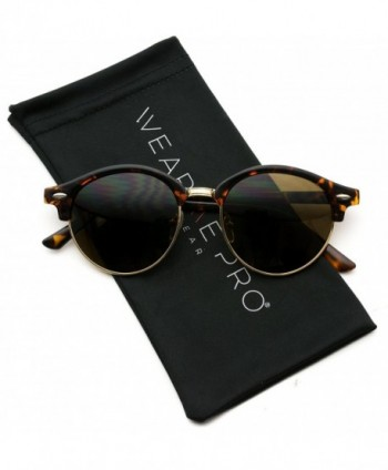 WearMe Pro Round Rimless Sunglasses