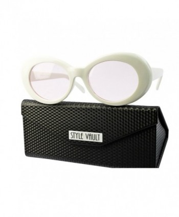 Wm502 fc Style Vault Sunglasses white baby