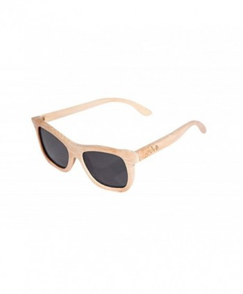 Grove Eyewear Bamboo Sunglasses Polarized