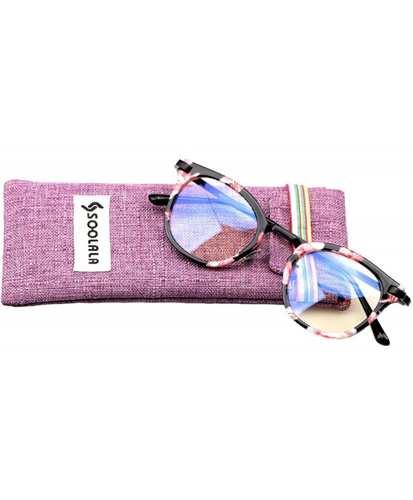 SOOLALA Fashion Eyeglass Stylish Reading