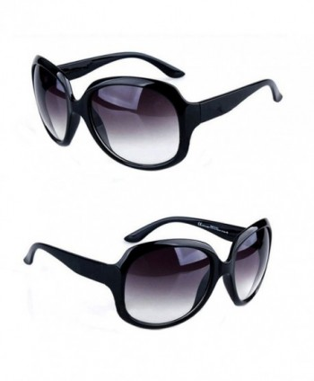 FUNOC Designer Oversized Polarized Sunglasses