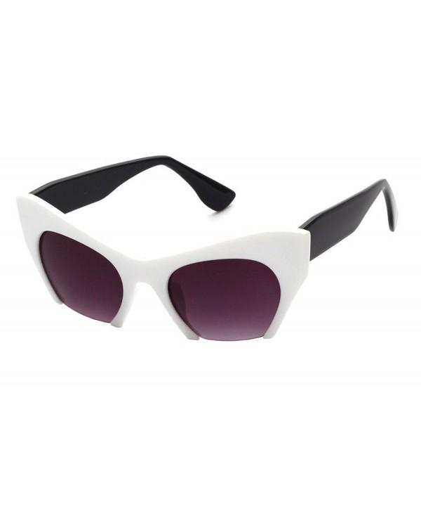 Caixia Womens SJT 5271 Rimless Sunglasses