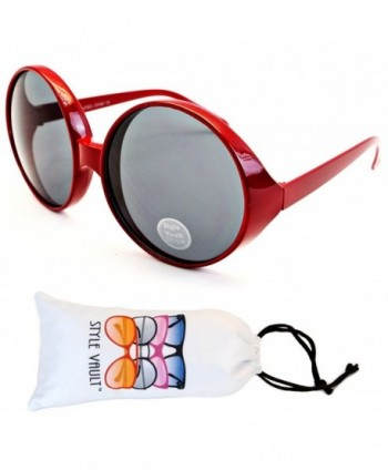 V3085 vp Style Vault Sunglasses Red Dark