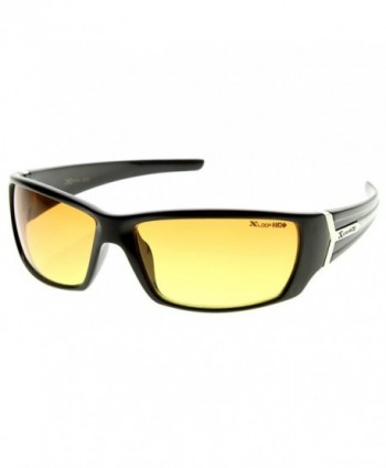 X Loop Modified Square Sports Sunglasses