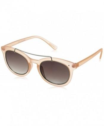 Steve Madden Shannon Browbar Sunglasses