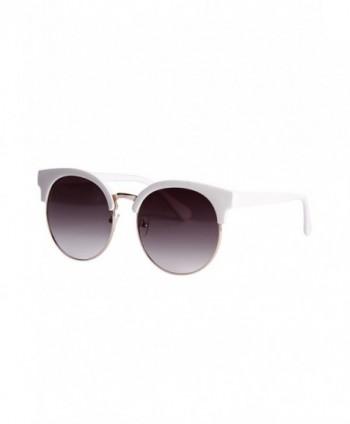 Indie Inspired Round Circle Sunglasses