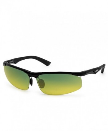 AMZTM Semi rimless Reducing Polarized Sunglasses