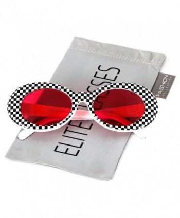 Retro Thick Frame Sunglasses Goggles