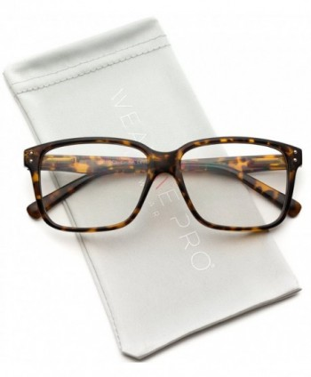WearMe Pro Square Glasses prescription