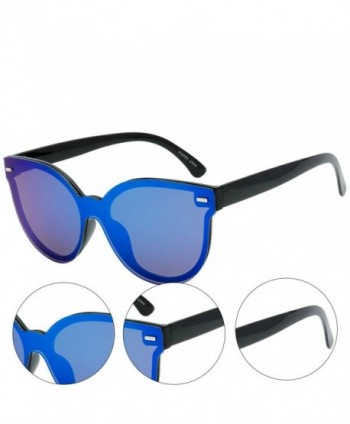 MLC Eyewear Fashion Frameless Sunglasses