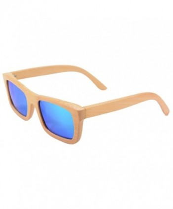 Genuine Sunglasses Polarized Wooden Wayfarers Z6033