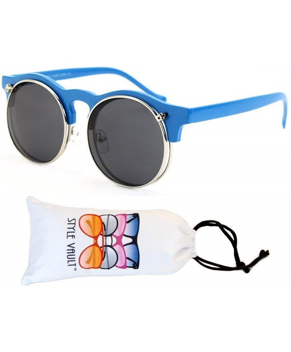 WM41 vp Style Vault Sunglasses Blue dark