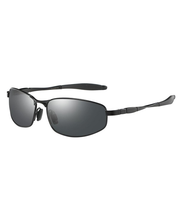 ZHILE Polarized Sunglasses Temple Spring