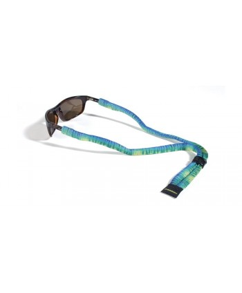 Croakies Suiters Eyewear Retainer Aquamarine