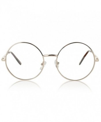 Clear Glasses Round Sunglasses Circle