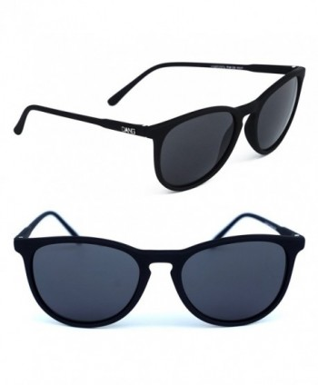 Black Retro Sunglasses DANG Shades