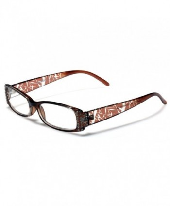 Rhinestone Butterfly Reading Glasses Strengths