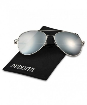 Duduma Premium Sunglasses Protection 7802Silver