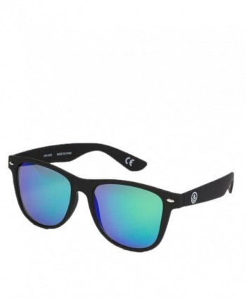Daily Shades Rainbow Mirrored Sunglasses