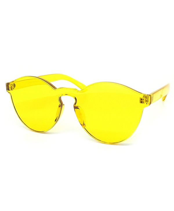 O2 Sunglasses Ultra Bold Colorful Transparent