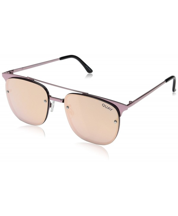 Quay Womens Private Eyes Sunglasses