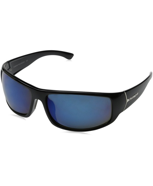 Suncloud Turbine Polarized Sunglasses Black