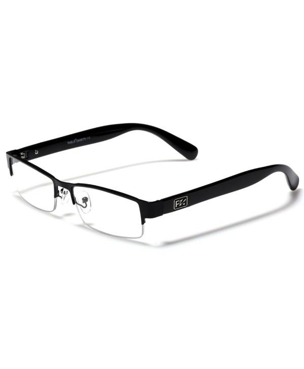 Rectangular Reading Glasses Designer Eyeglasses