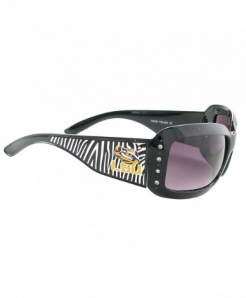 Louisiana University Tigers Crystal Sunglasses