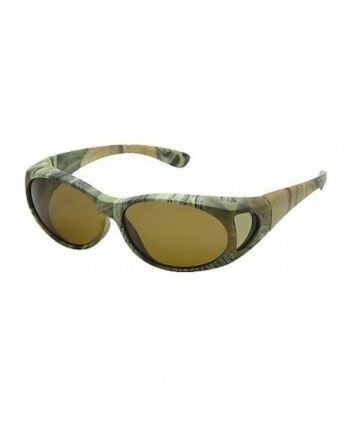 Women Unisex Polarized Camouflage Sunglasses