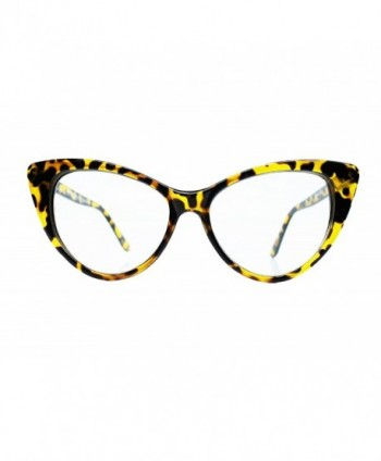 Cateyes Vintage Inspired Fashion Pointed