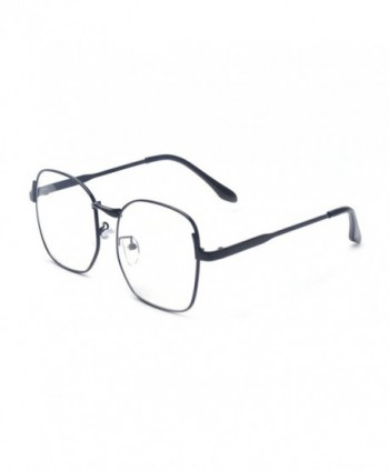 ALWAYSUV Classic Square Oversized Glasses