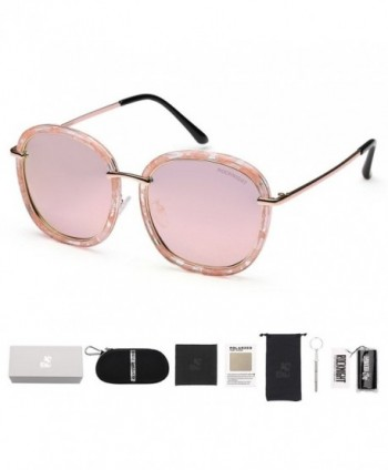 Rocknight Oversized Sunglasses Polarized Protection